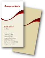 Wave Business Cards