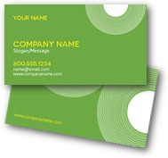 Radiant Light Business Cards