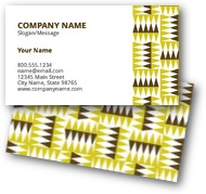 Seamless Pattern Business Cards