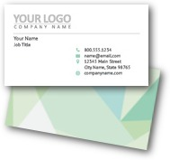 Assymetric Business Cards