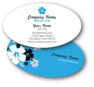 Aloha Hibiscus Business Cards